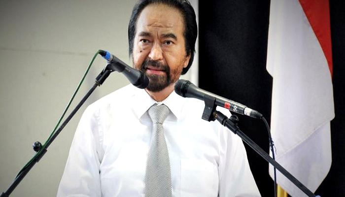 Ketua Umum Partai Nasdem Surya Paloh. (Foto: haryphotography)