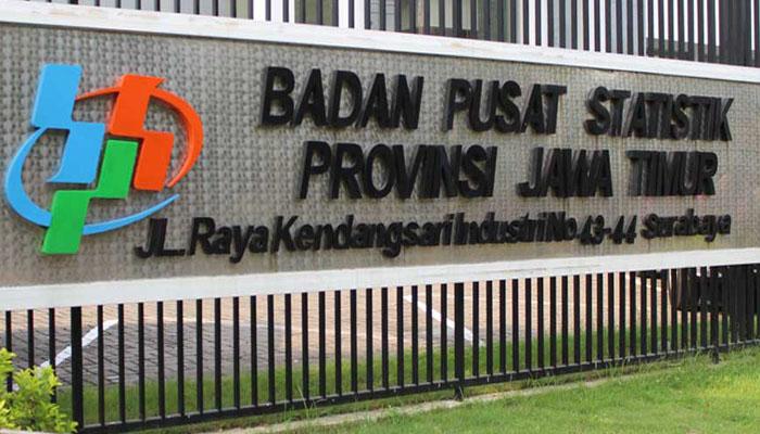 Kantor BPS Jawa Timur. (FOTO: Istimewa)