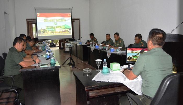 Kekuatan TNI AD, Salah Satu Konsep Based Defence Capabilities