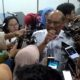 Ketua Komite Nasional Kecelakaan Terbang (KNKT) Soerjanto Thahjono. (FOTO: NUSANTARANEWS.CO/Romadhon)