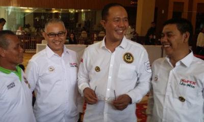 Ketua Komunitas Penggerak Ekonomi Rakyat Jokowi Ma'ruf Amin, Ayep Zaki (Foto Dok. Nusantaranews)