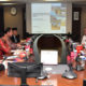 Kunjungan Komite II DPD RI ke KemenPUPR. (FOTO: Istimewa)