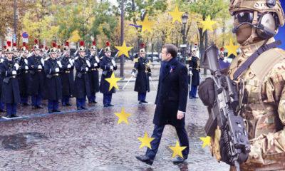 Presiden Prancis Emmanuel Macron