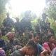 Satgas Pamtas Batalyon Infanteri 511/Dibyatara Yodha, berhasil membebaskan 25 orang WNI yang di tangkap oleh Tentara Diraja Malaysia Kemp Tebedu. (FOTO: Singgih Pambudi Arinto)