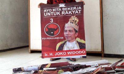 Poster Raja Jokowi (Foto Dok. Detikcom)