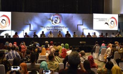 Pra Kongres Kebudyaan Indonesia 2018. (FOTO: Dok. Kemendikbud)