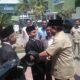 Prabowo Subianto di Pondok Pesantren Gontor. (FOTO: NUSANTARANEWS.CO/Muh Nurcholis)