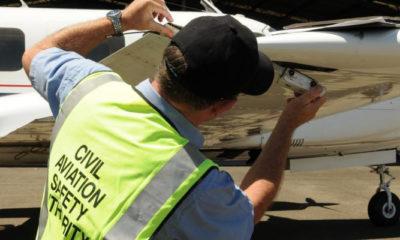 Ramp Check atau Pemeriksaan Kelaikan Pesawat (Foto Dok. Outnback)
