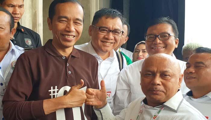 Relawan Jokowi (ReJO). (Foto: Istimewa)
