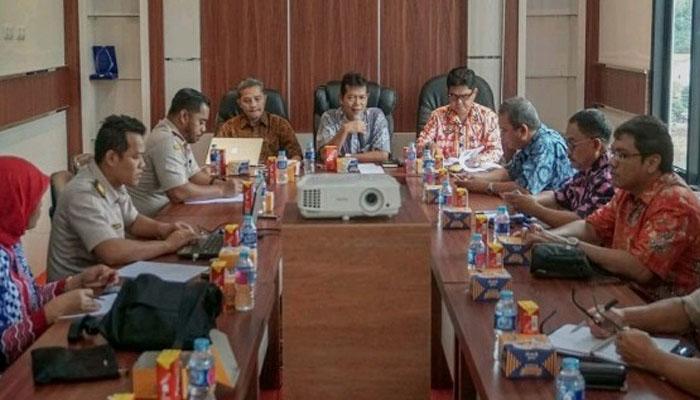 Sekretaris Badan Karantina Pertanian Kementerian Pertanian. (FOTO: Istimewa)