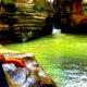 Bahasa Kesunyian air sungai. (FOTO: by jogjaholic)