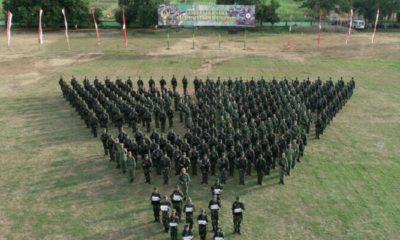 latihan bersama, tni ad, saf, tatang sulaiman, latber tni-saf, asembagus situbondo, angkatan darat, angkatan darat singapura, wakasad, prajurit angkatan darat, konflik asia pasifik, latihan militer, latma safkar indopura, ranpur apc, anoa komando, batalyon 3 singapores, panser anoa pindad