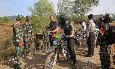 korem bhaskara jaya, danrem bhaskara jaya, kolonel sudaryanto, durin timur, kabupaten bangkalan, lokasi tmmd, nusantara news, nusantara, tmmd bangkalan