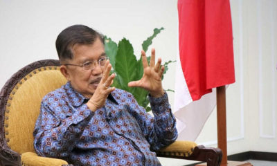 Wakil Presiden Indonesia Jusuf Kalla (JK). (FOTO: Istimewa)
