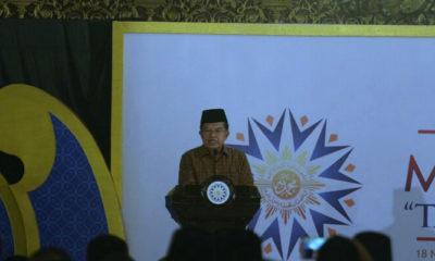 Wakil Presiden RI Jusuf Kalla. (FOTO: Dok. PP Muhammadiyah)