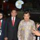 "Wakil Presiden Republik Indonesia Jusuf Kalla (JK) di salah satu stand pameran industri pertahanan ""Indo Defence 2018 Expo & Forum"" di JIExpo Kemayoran, Jakarta, Rabu (7/11/2018). (FOTO: Istimewa)"
