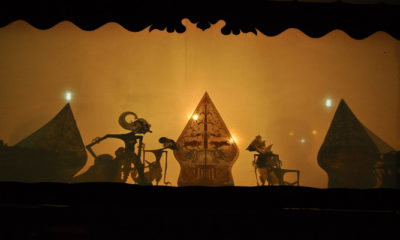Ilustrasi - Wayangan Semalaman Suntuk. (Foto: kepingikan.blogspot.com)