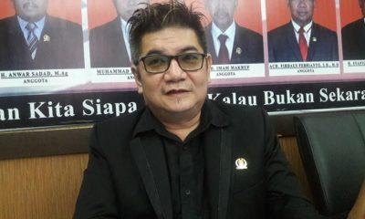 anggota Komisi A DPRD Jatim Benyamin Kristianto. (FOTO: NUSANTARANEWS.CO/Setya)