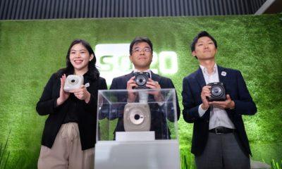 peluncuran Fujifilm Instax SQUARE SQ20. (FOTO: Istimewa)
