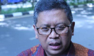 Sekjen PDIP Hasto Kristiyanto. (Foto: Dok. NUSANTARANEWS.CO)