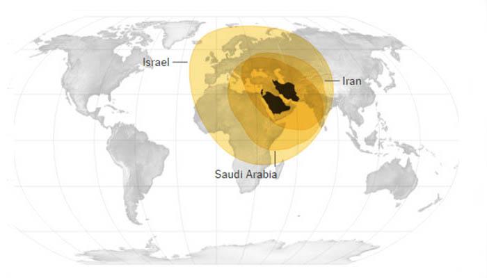 CSIS Map 5. (FOTO: DOk. CSIS Missile Defense Project)