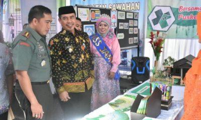 open defecation free, kabupaten madiun, wakil bupati madiun, kodim madiun, bab sembarangan, nusantaranews