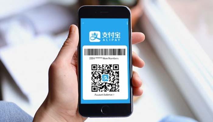 Alipay Alat Pembayaran Non Tunai Asal Cina (Foto via gsmarena.com)