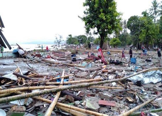 sutopo purwo nugroho, bnpb, tsunami selat sunda, selat sunda, korban tsunami, nusantaranews