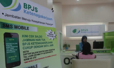 BPJS Ketenagakerjaan (Foto via Tribun)