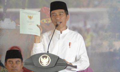 sertifikat tanah, presiden jokowi, warga madura, perbedaan pilpres, perbedaan pilkada, perbedaan pemilu, pulau garam, nusantaranews