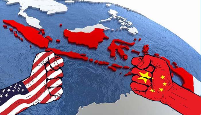 Baik Barat maupun Cina Sama Sama Menginjak Injak Indonesia (Foto Ilustrasi Dok. NUSANTARANEWS.CO)