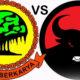 Berkarya vs PDIP (Ilustrasi Dok. NUSANTARANEWS.CO)