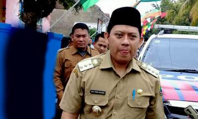 Bupati Cianjur Irvan Rivano Muchtar. (FOTO: Istimewa)