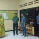 Bupati Jember dr Hj Faida MMR saat mampir ke Markas Koramil 0824/02 Arjasa. (FOTO: Sis24)