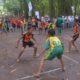 permainan tradisional, disdik sumenep, lomba permainan lokal, bupati sumenep, abuya busyro karim, nusantaranews, permainan lokal sumenep, kabupaten sumenep