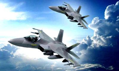 Desain jet tempur multiperan masa depan hasil kerjasama Korea Selatan dengan Indonesia, KF-X/IF-X. (FOTO: Dok. Aviation)