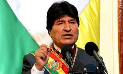 global bond, evo morales, saham freeport, divestasi saham, pemimpin bolivia, nusantaranews