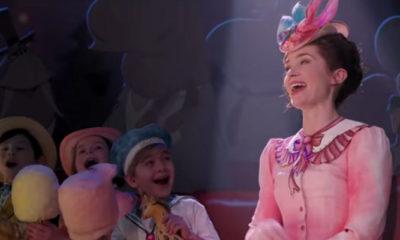 Emily Blunt Sebut Anaknya Pengkhianat Kecil Sebab Setia Nonton Julie Andrews Sebagai Mary Poppins