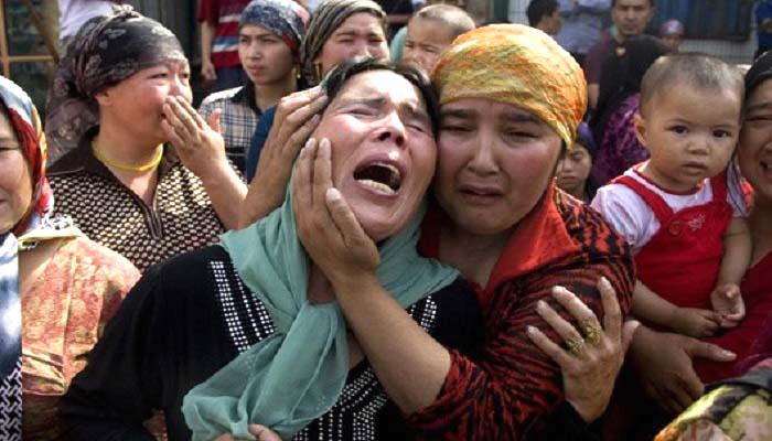 etnis uighur, penindasan etnis uighur, xinjiang, yusril ihza mahendra, pemerintah cina, pelanggaran ham, paham ateis, negara komunis, nusantaranews, muslim uighur, suku xinjiang, piagam pbb, deklarasi universal ham, nusantaranewsco