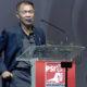 Goenawan Mohamad Saat di Acara PSI (Foto Dok. NUSANTARANEWS.CO)