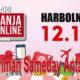 Pengiriman Sameday Antar Kota Pertama di Harbolnas Indonesia. (FOTO: NUSANTARANEWS.CO)