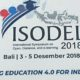 International Symposium on Open, Distance and E-Learning 2018 (ISODEL). (Ilustrasi/nusantaranews.co)