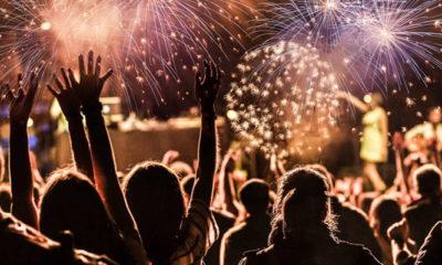 Ilustrasi Pergantian Tahun Baru (Foto Shutterstock.com).
