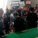 Insiden pasca sidang di Kota Surabaya. (FOTO: Istimewa)