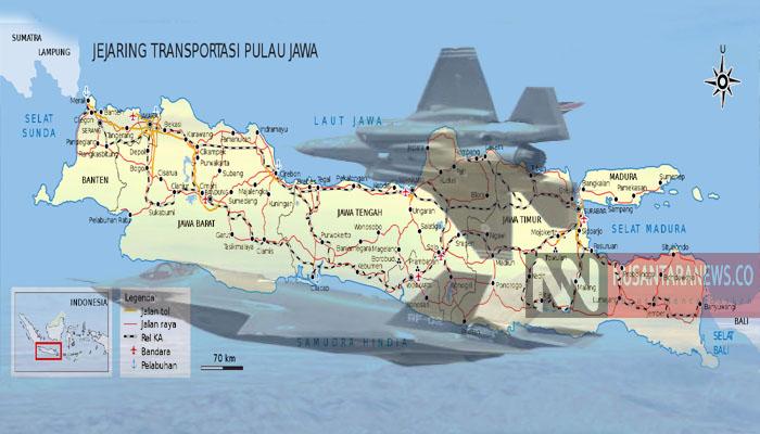 Jawa Pertahanan Terakhir Indonesia. (Ilustrasi: NUSANTARANEWS.CO)