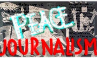 Jurnalisme Damai. (Ilustrasi:NUSANTARANEWS.CO)
