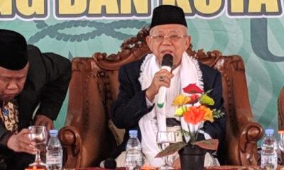Ma'ruf Amin: Kalau Kiai Dipilih Jadi Wakil Presiden Bukan Hal Aneh