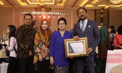 Kabupaten Ponorogo raih anugerah kencana 2018. (FOTO: NUSANTARANEWS.CO/Muh Nurcholis)