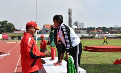 Kejurnas Atletik Panglima TNI ke VI Resmi Bergulir. (FOTO: Agung Prasetyobudi)
