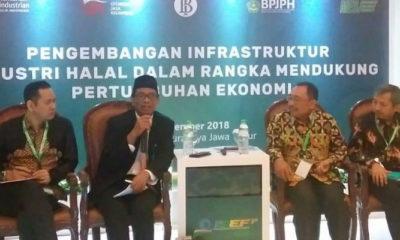 Kepala Badan Penyelenggara Jaminan Produk Halal (BPJPH) Sukoso. (FOTO: Dok. Kemenag)